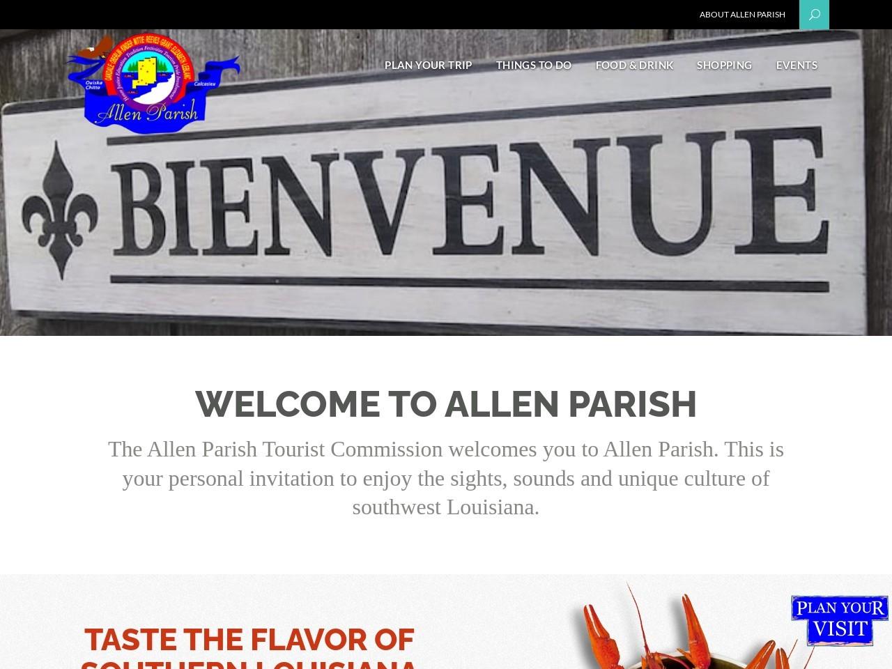 allenparish.com
