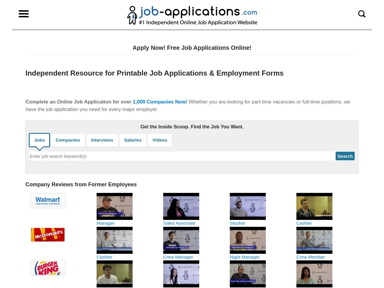 job-applications.com