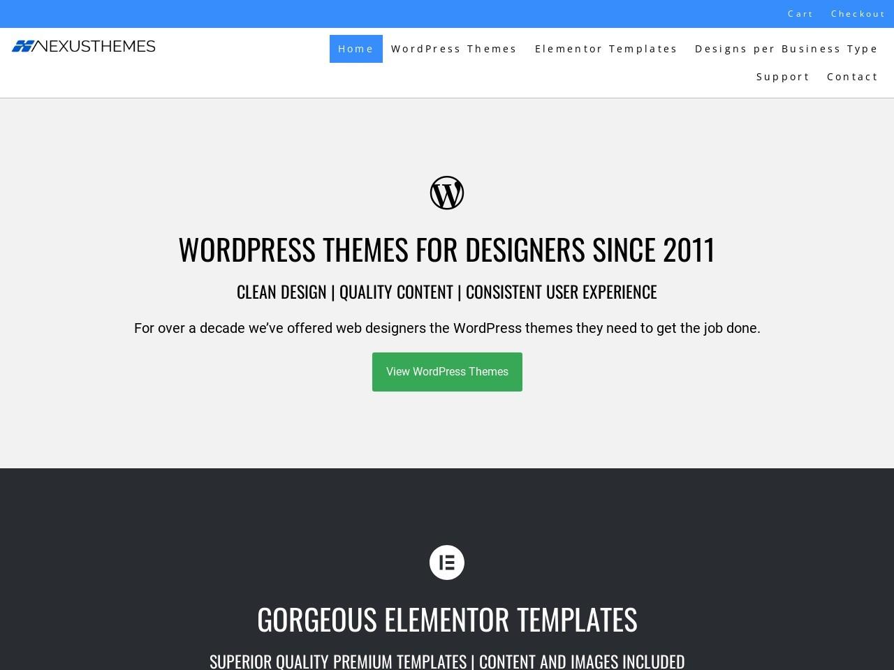 Home - Nexus Themes