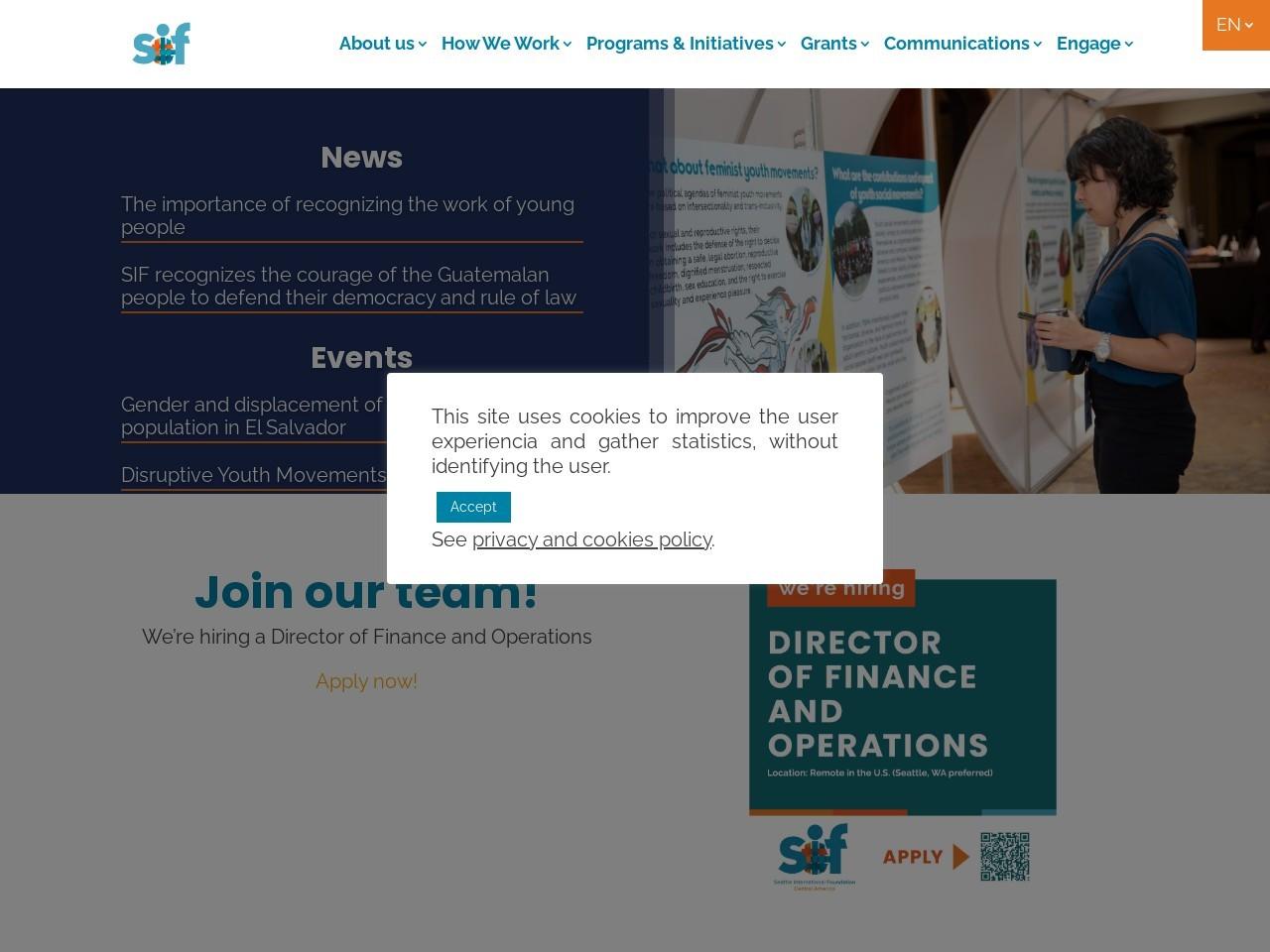 seaif.org